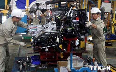 [A Tùng] Thuế ô tô giảm - Doanh nghiệp Việt gặp khó - Ảnh 1.