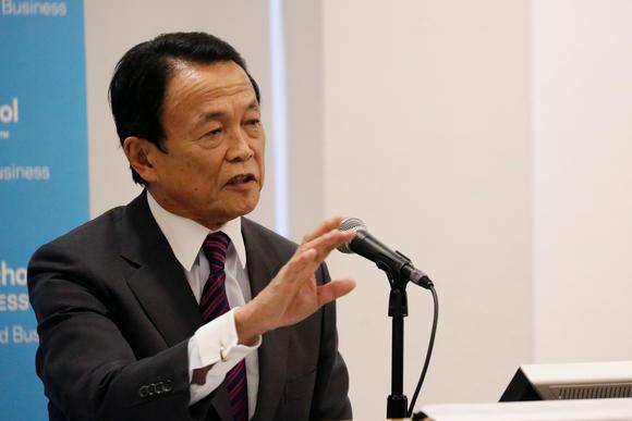 Phó thủ tướng Nhật: Thảo luận TPP không Mỹ vào tháng 5 tại Hà Nội - Ảnh 2.