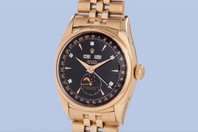 Vua Bảo Đại mua chiếc đồng hồ Rolex đắt giá nhất thế giới như thế nào? - Ảnh 1.
