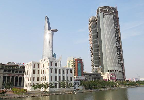 Ngân hàng và nhà thầu cũng mắc kẹt ở dự án Saigon One Tower