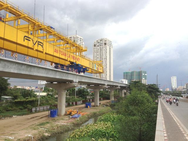 Tuyến metro Bến Thành – Suối Tiên nợ nhà thầu gần 500 tỉ đồng - Ảnh 1.