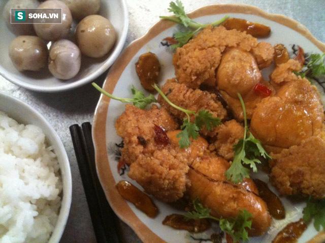 Nên nấu chín trứng cá trước khi ăn để tránh hiện tượng khó tiêu