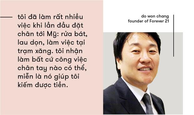 """photo-1-1502856686163 Forever 21: """"Giấc mơ Mỹ"""" điển hình và cổ tích tay trắng xây dựng cơ đồ của chàng thanh niên nhập cư người Hàn"""