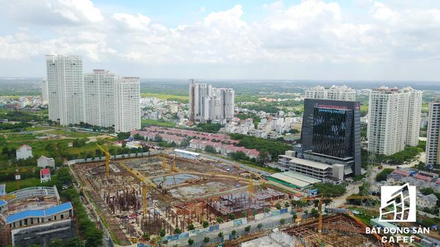 Diện mạo BĐS khu Nam Sài Gòn nhìn từ trên cao đang thay đổi chóng mặt  - Ảnh 2.