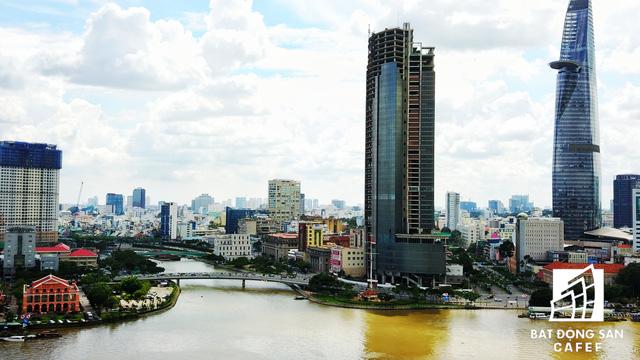 Những hình ảnh lý do vì sao giá nhà trung tâm tâm Sài Gòn tăng chóng mặt - Ảnh 1.