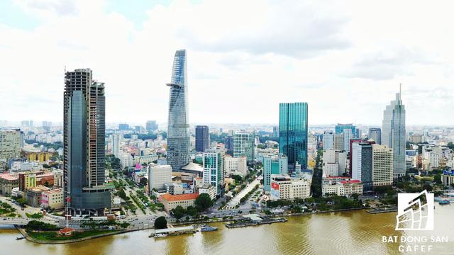 Những hình ảnh lý do vì sao giá nhà trung tâm tâm Sài Gòn tăng chóng mặt - Ảnh 2.
