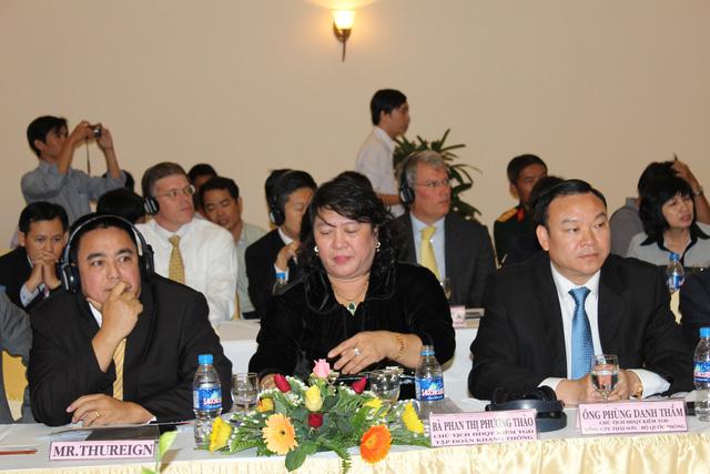 Chân dung nữ đại gia địa ốc Phan Thị Phương Thảo – bà chủ dự án phức hợp vui chơi 2 tỷ đô đang lâm vào vòng xoáy nợ nần - Ảnh 2.