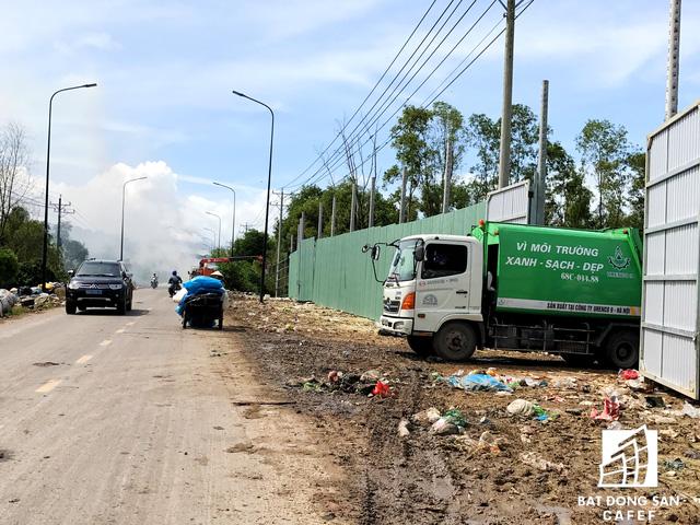 Nhiều dự án khu nghỉ dưỡng tại Phú Quốc lãnh đủ vì các núi rác  - Ảnh 2.