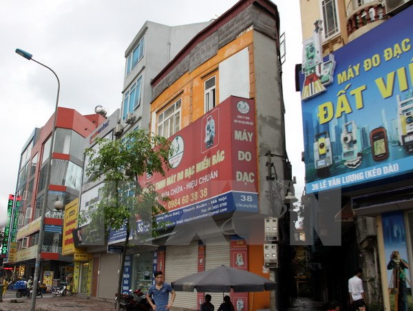 """Xóa nhà """"siêu mỏng, siêu méo"""" tại Hà Nội: Không chỉ cần vốn  - Ảnh 1."""