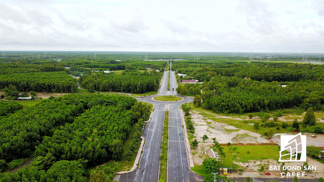 Dự án sân bay Long Thành cứu cánh của đại gia địa ốc Nhơn Trạch? - Ảnh 1.