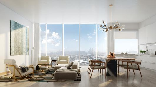 Xuất hiện dự án bất động sản trăm triệu USD đầu tiên trên thế giới bán nhà bằng bitcoin - Ảnh 1.