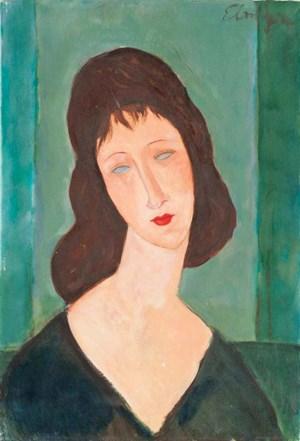 Tranh Elmyr de Hory vẽ nhái Amedeo Modigliani