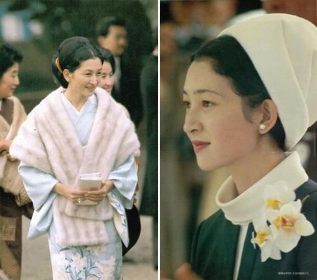 Hoàng hậu Nhật Bản Michiko (Ảnh: Internet)