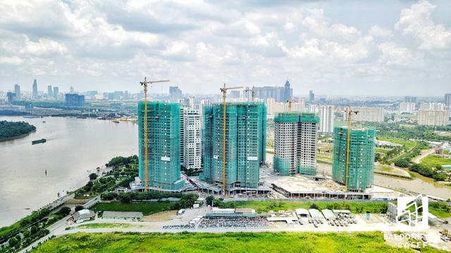 Toàn cảnh Đảo Kim Cương: Nơi hàng loạt dự án BĐS tăng giá theo cây cầu 500 tỷ đồng - Ảnh 1.