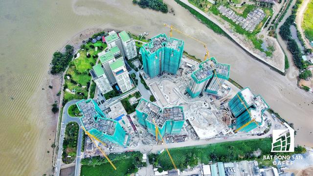 Toàn cảnh Đảo Kim Cương: Nơi hàng loạt dự án BĐS tăng giá theo cây cầu 500 tỷ đồng - Ảnh 2.