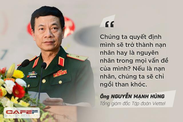 CEO Viettel truyền cảm hứng cho KH trẻ có câu chuyện về nữ hoàng khởi nghiệp của Việt Nam - Ảnh 2.