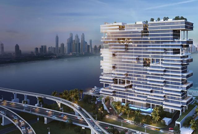 Có gì bên trong căn hộ penthouse đắt nhất Dubai? - Ảnh 1.