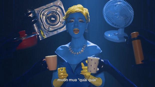 Không chê được nữa, quảng cáo Điện máy xanh trên nền nhạc Duyên phận xuất sắc quá rồi! - Ảnh 3.