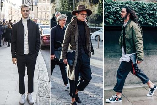 Xu hướng trang phục cho nam giới 2017  - Ảnh 1.