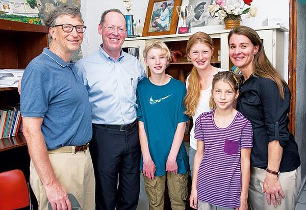 3 điều tỷ phú Bill Gates khuyên cha mẹ nên làm nếu muốn nuôi dạy con thành công - Ảnh 2.