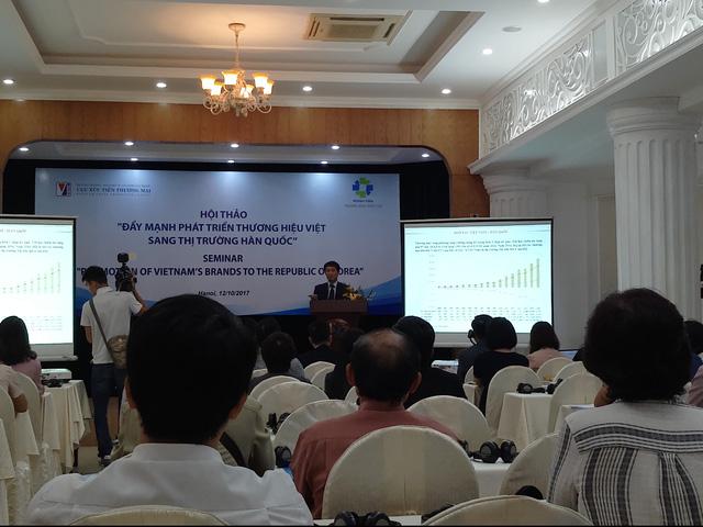 Việt Nam cần làm gì để rút ngắn thâm hụt thương mại với Hàn Quốc? - Ảnh 1.