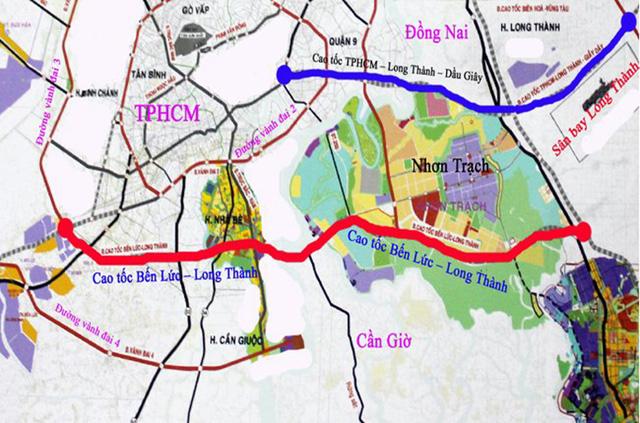 Vì sao Vạn Thịnh Phát, Thaco Trường Hải, Trần Anh Group...bỗng ồ ạt đổ tiền vào bất động sản Long An? - Ảnh 1.