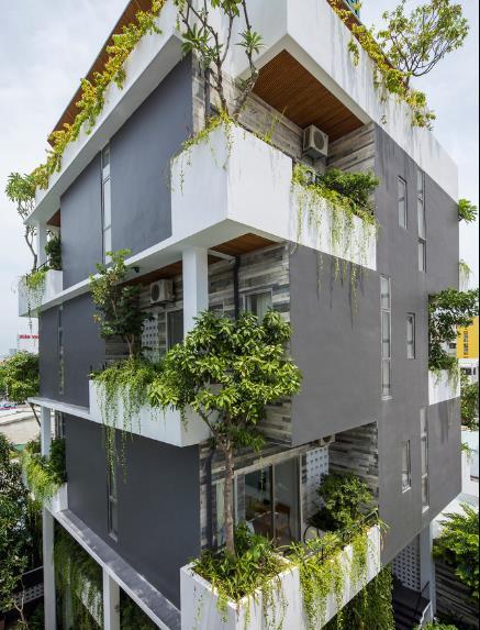 Condotel như một ốc đảo xanh giữa lòng thành phố biển Đà Nẵng xuất hiện ấn tượng trên báo Mỹ  - Ảnh 1.