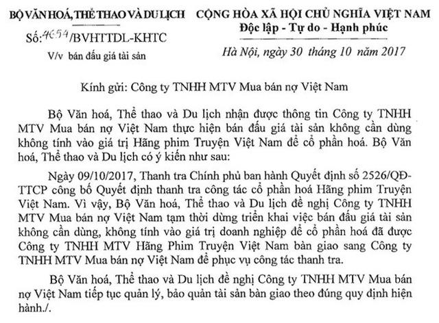 TS. Nguyễn Đình Cung mổ xẻ nguyên nhân cốt lõi dẫn tới cổ phần hóa Hãng phim truyện Việt Nam trục trặc - Ảnh 1.