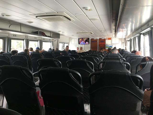 Phát triển đường thuỷ để cứu nguy cho cao tốc TPHCM-Long Thành-Dầu Giây - Ảnh 1.