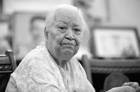 Bà Hoàng Thị Minh Hồ - vợ doanh nhân Trịnh Văn Bô.