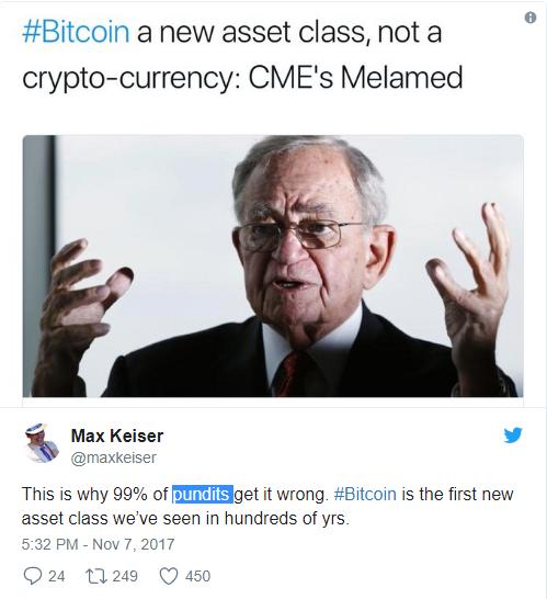 Chuyên gia phân tích tiền tệ: Bitcoin là tài sản trăm năm có một - Ảnh 2.