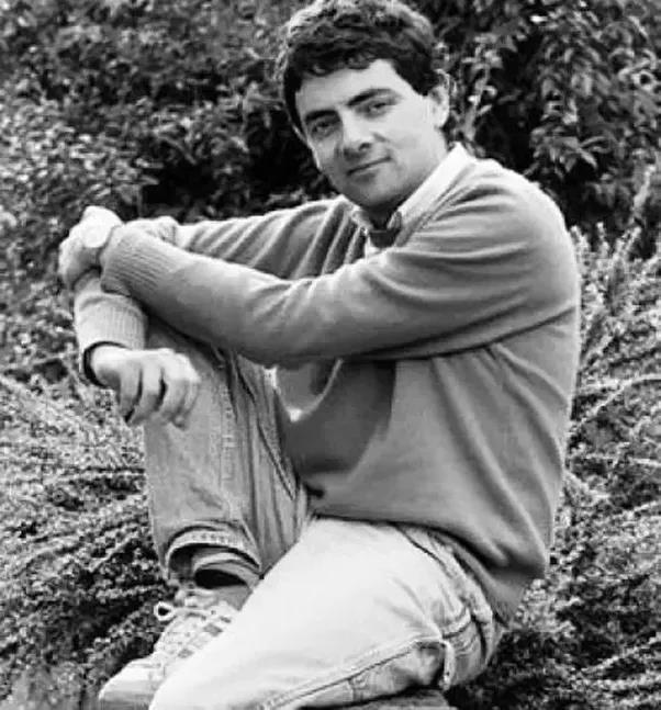 Rowan Atkinson thời sinh viên