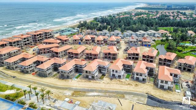 Cận cảnh khu tổ hợp khách sạn nghìn tỷ Sheraton Đà Nẵng nhìn từ trên cao vừa mới đổi chủ - Ảnh 2.