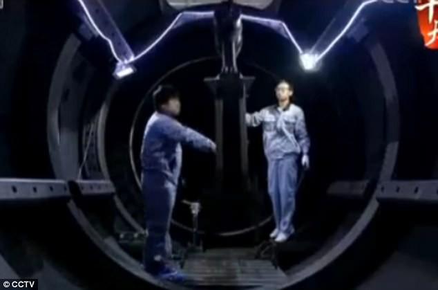 Lộ diện hình ảnh hiếm có của hầm siêu thanh trị giá 6,9 triệu USD, giúp Trung Quốc làm ra phi cơ hiện đại hơn Mỹ - Ảnh 2.
