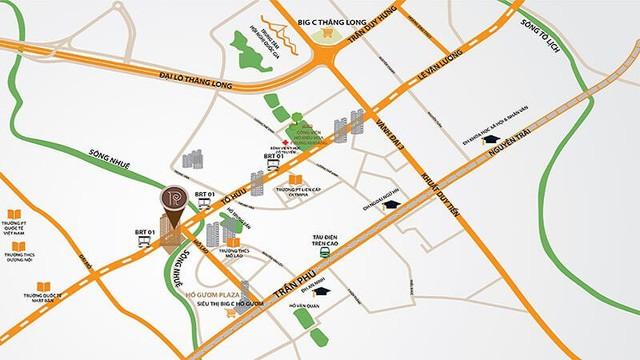Soi tiến độ loạt dự án chung cư đang được quan tâm dọc vành đai 3 Hà Nội - Ảnh 1.