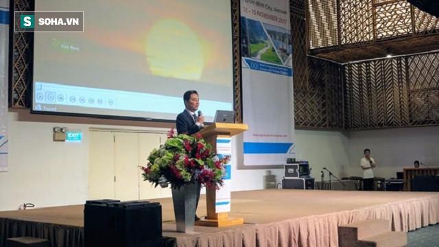 GS Daniel Truong phát biểu khai mạc hội nghị