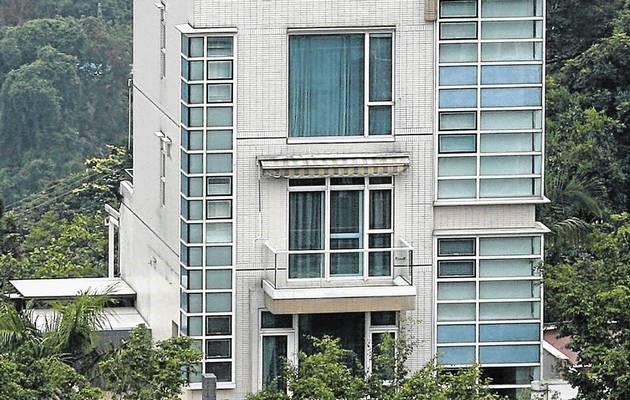 Dinh thự mà ông bà Mugabe sở hữu ở Hong Kong. Ảnh: Listhogs