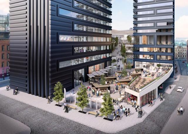 Ryan Giggs và kế hoạch xây dựng những tòa nhà chọc trời mang hơi thở của Manchester trên khắp thế giới - Ảnh 1.