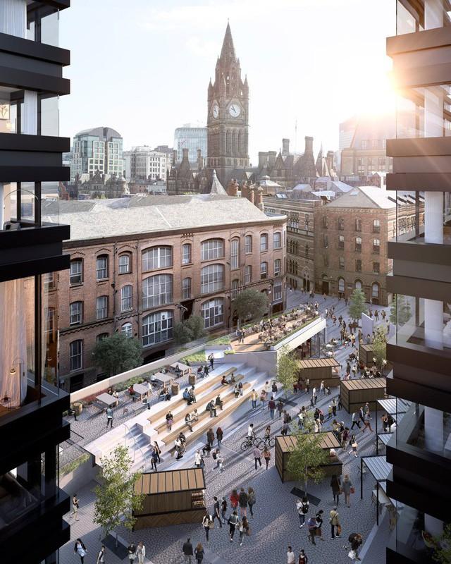 Ryan Giggs và kế hoạch xây dựng những tòa nhà chọc trời mang hơi thở của Manchester trên khắp thế giới - Ảnh 2.