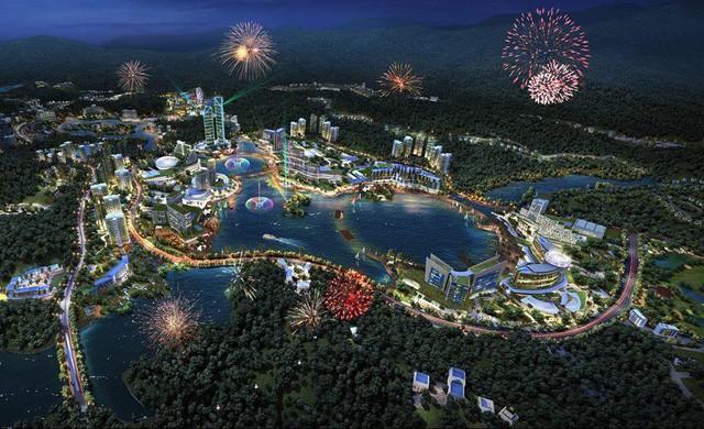 Đại gia địa ốc đổ dồn về đặc khu kinh tế Vân Đồn, hàng loạt dự án nghìn tỷ khởi động - Ảnh 1.