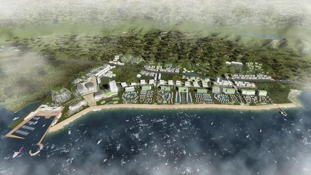 Đại gia địa ốc đổ dồn về đặc khu kinh tế Vân Đồn, hàng loạt dự án nghìn tỷ khởi động - Ảnh 2.