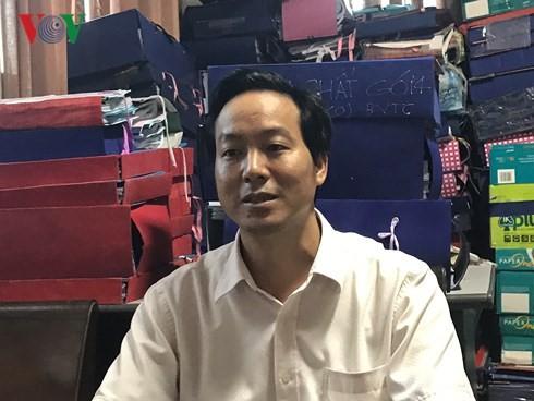 Ông Võ Tá Thanh – Trưởng phòng Dự án I, Ban quản lý dự án 4.