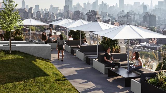 [Văn hóa doanh nghiệp] Squarespace - nơi làm việc tốt nhất New York với nét văn hóa không cấp bậc, cởi mở và sáng tạo - Ảnh 2.