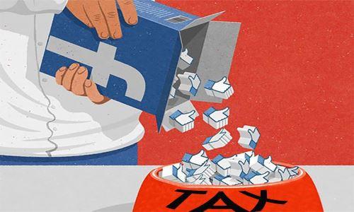 Facebook dần chấp nhận nộp thuế ở nước sở tại - Ảnh 1.