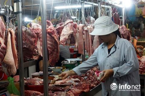 Cục Chăn nuôi: Tết này giá thịt rẻ, thịt lợn giảm sâu đến giữa năm sau - Ảnh 1.