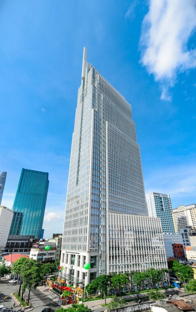 Thanh tra Bộ Xây dựng chỉ ra những sai phạm tại tòa nhà Vietcombank Tower - Ảnh 1.