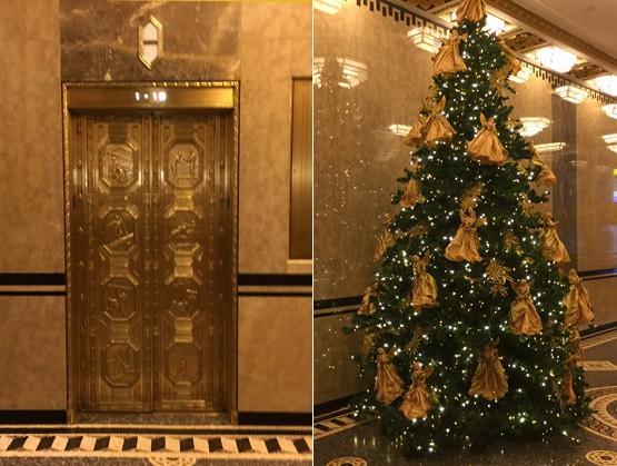 Cuộc sống của Charlie bị bó hẹp trong chiếc thang máy lên xuống tòa nhà 16 tầng, và Giáng sinh cũng không ngoại lệ