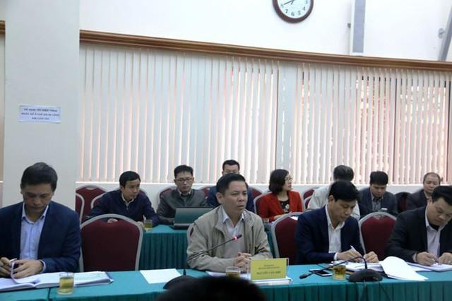 Bộ trưởng Giao thông chấp nhận lùi tiến độ đường sắt Cát Linh - Hà Đông  - Ảnh 1.