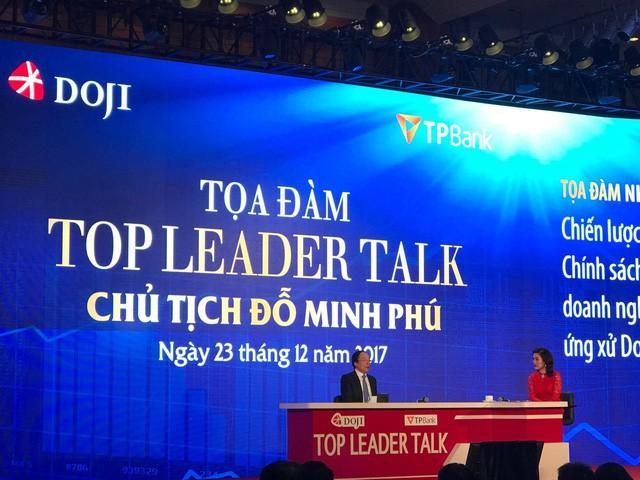Những điều ít biết về chủ tịch DOJI, TPBank Đỗ Minh Phú  - Ảnh 1.