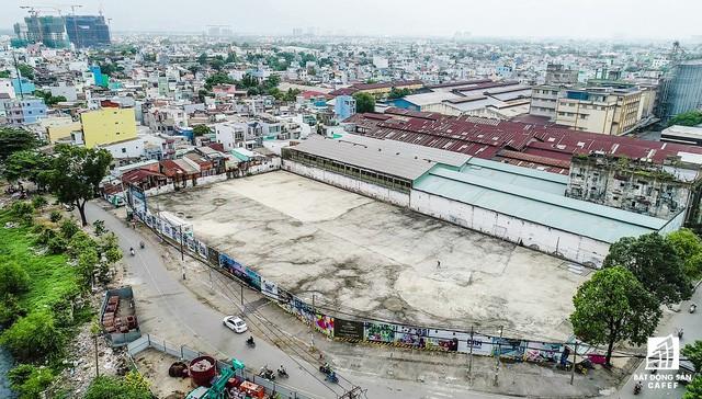 Cận cảnh tiến độ loạt dự án có sức hút lớn dọc kênh rạch Sài Gòn - Ảnh 1.